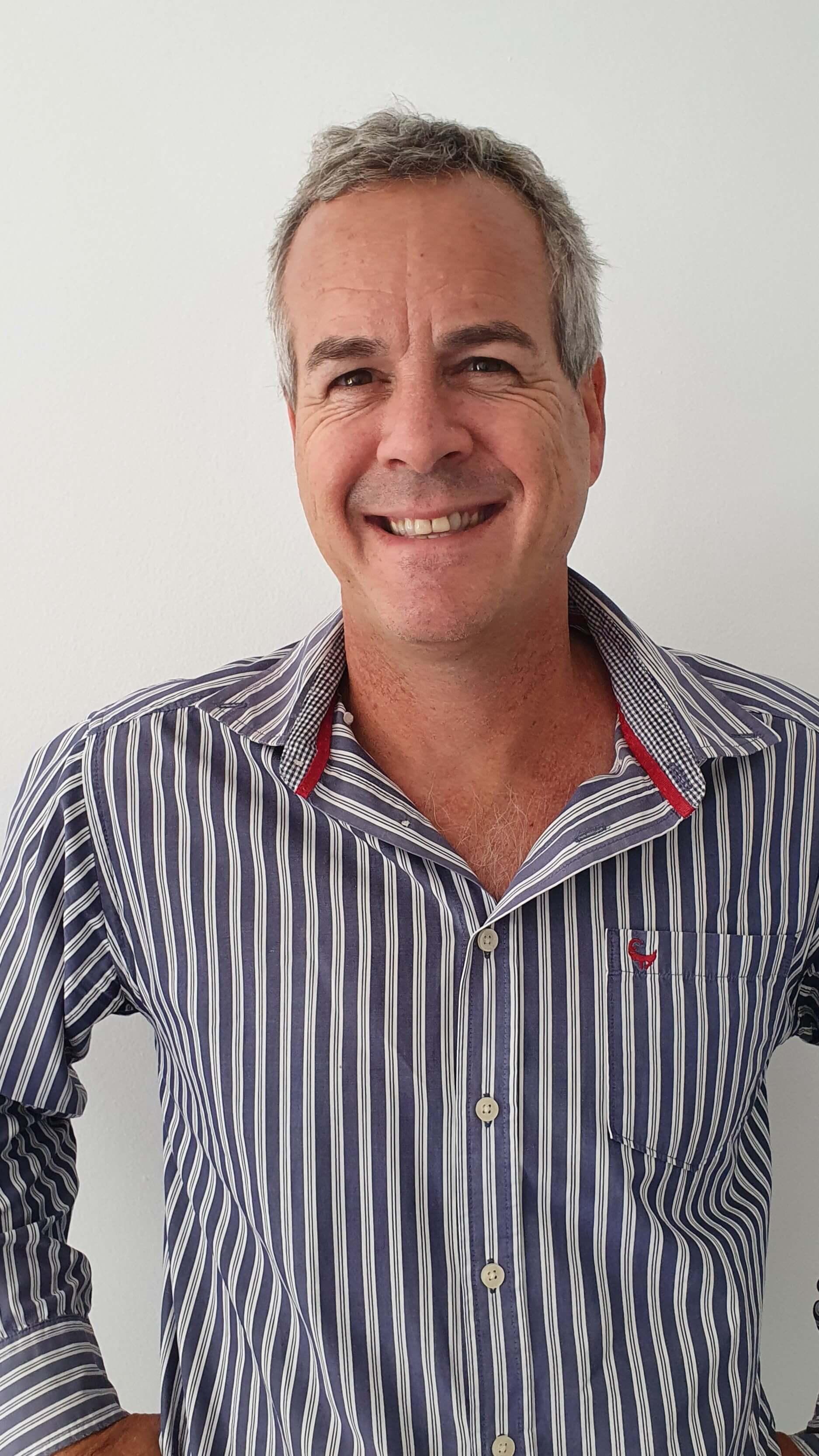 Trainer Dr. Philip Olivier